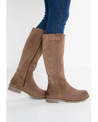 Tamaris | Brown Winter Boots | Lyst