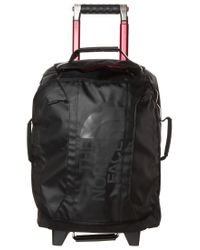 The North Face   Black Rolling Thunder 19 Luggage for Men   Lyst