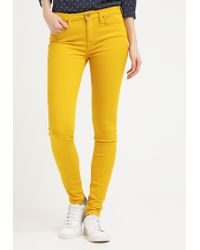 Tommy Hilfiger | Yellow Como Jeans Skinny Fit | Lyst