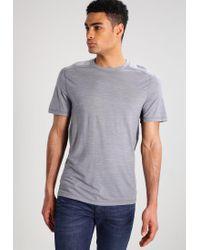 Smartwool | Gray Print T-shirt for Men | Lyst