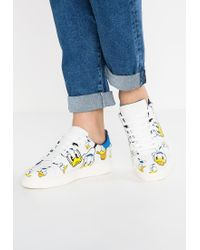 MOA | White Disney Trainers | Lyst