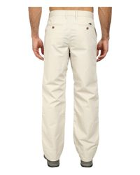 Mountain Khakis - White Poplin Pant for Men - Lyst