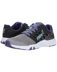 Inov-8 Gray All Train 215 (grey/teal) Women's Shoes