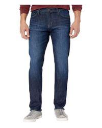 AG Jeans Blue Graduate Tailored Leg Flex 360 Denim Jeans In Arid Brook for men