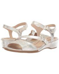 LifeStride Metallic Miranda (silver) Shoes