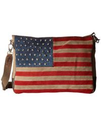 Scully - Multicolor Americana Bag (multi) Bags - Lyst