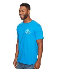 O'neill Sportswear Blue Gonner Short Sleeve Screen Tee for men
