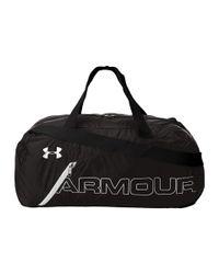 Under Armour - Black Ua Adaptable Duffel for Men - Lyst
