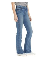 7 For All Mankind Blue A Pocket In Primm Valley