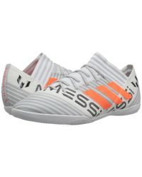 0ecc2aea146 Lyst - adidas Nemeziz Messi Tango 17.3 In Soccer Shoe in White for Men