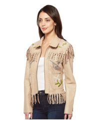 Double D Ranchwear Natural Going Places Jacket