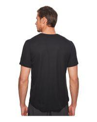 Nike Court Dry Challenger Tennis Top (black/black/black) Clothing for men