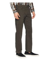 Lucky Brand - 363 Vintage Straight Jeans In Pirate Black (pirate Black) Men's Jeans for Men - Lyst
