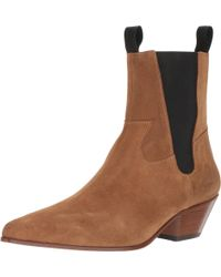 Marc Jacobs Brown Cowboy Boot for men