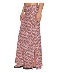 Carve Designs Pink Mahalo Skirt