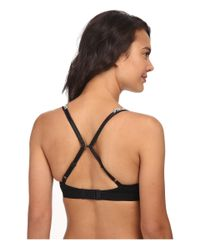 Wacoal - Black Embrace Lace Soft Cup Non-wire Bra - Lyst