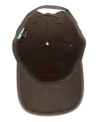 Tommy Bahama - Brown Marlin W/ Stitched Graphic (blue) Caps for Men - Lyst