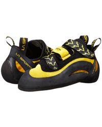 La Sportiva Miura Vs (yellow/black) Climbing Shoes for men