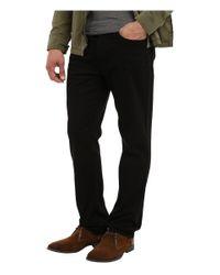 Levi's Black 541 Athletic Fit Jeans Jet 29x32 for men