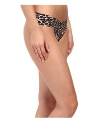 Hanky Panky - Multicolor Leopard Bare® Eve Thong - Lyst