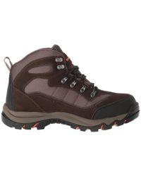 Hi-tec Skamania Waterproof (brown/gold) Men's Boots for men