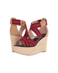 Tommy Hilfiger - Red Theia - Lyst