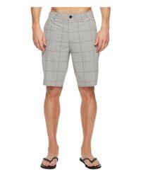 Oneill Mixed Hybrid Shorts Mens Deep Blue
