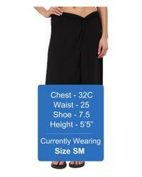 Prana Black Jacinta Skirt