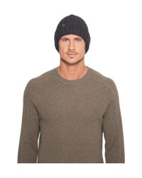 Ugg - Multicolor Ribbed Cuff Hat for Men - Lyst