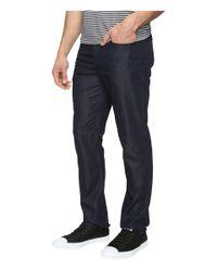 Perry Ellis - Blue Slim Fit Dark Indigo Denim In Medium Indigo for Men - Lyst