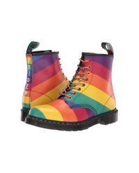 Dr. Martens Multicolor 1460 Pride Core Print