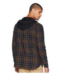 Vans Higgins Woven (black/demi Tasse) Clothing for men