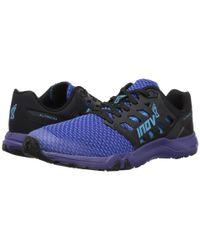 Inov-8 All Train 215 Knit (blue/purple) Women's Shoes for men