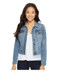 Kut From The Kloth | Blue Petite Helena Jacket In Empathetic | Lyst