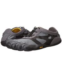 Vibram Fivefingers Gray Kso Evo (blue/black) Men's Running Shoes for men
