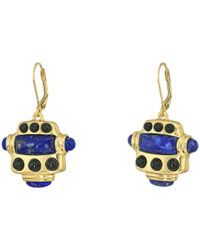 House of Harlow 1960 - Multicolor Ulli Statement Earrings - Lyst