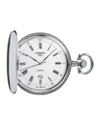 Tissot - White Savonnette - T83655313 for Men - Lyst
