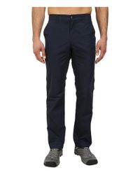 Mountain Khakis | Blue Slim Fit Poplin Pant for Men | Lyst