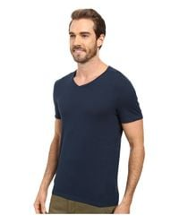 CALVIN KLEIN 205W39NYC - Multicolor Slim-fit V-neck T-shirt for Men - Lyst