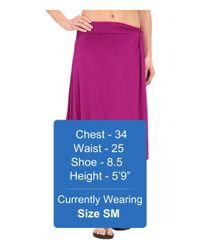 Prana Pink Jessalyn Skirt (rich Fuchsia) Women's Skirt
