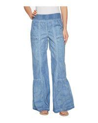XCVI Blue Besa Pants