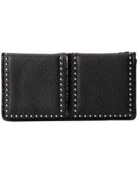 Brighton | Black Pretty Tough Large Wallet | Lyst