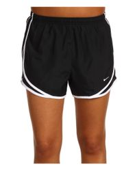 "Nike Black Dri-fittm Tempo Track 3.5"" Short"