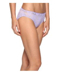 Hanky Panky | Multicolor Signature Lace Bikini | Lyst