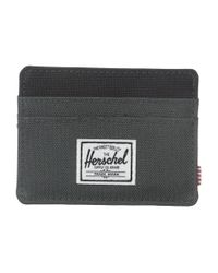 Herschel Supply Co. - Gray Charlie for Men - Lyst