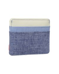 Herschel Supply Co. - Blue Charlie for Men - Lyst