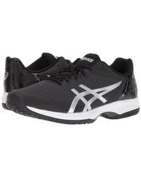Asics Black S Gel-court Speed Shoes for men