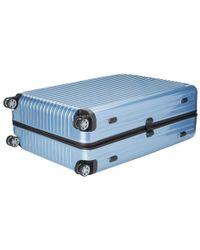 Rimowa White Salsa Air - 32 Multiwheel(r) (ultra Violet) Pullman Luggage