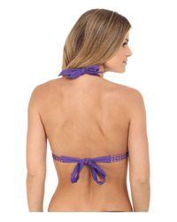 Prana - Purple Lahari Halter Top - Lyst