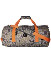 Nixon | Multicolor Pipes Duffle Bag for Men | Lyst